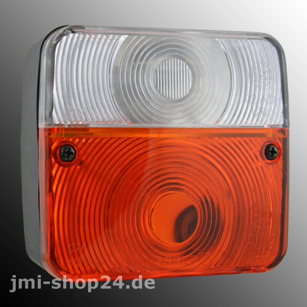 blink positionsleuchte schlepper blinker traktor 12v 24v. Black Bedroom Furniture Sets. Home Design Ideas